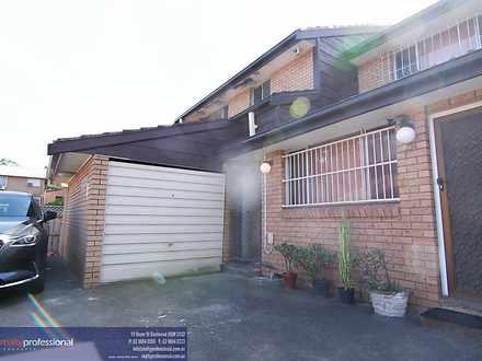 4/9-19 Bobart Street, Parramatta 2150, NSW Townhouse Photo