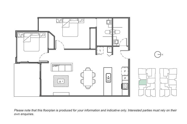 102/3 Claire Street, Mckinnon 3204, VIC Apartment Photo