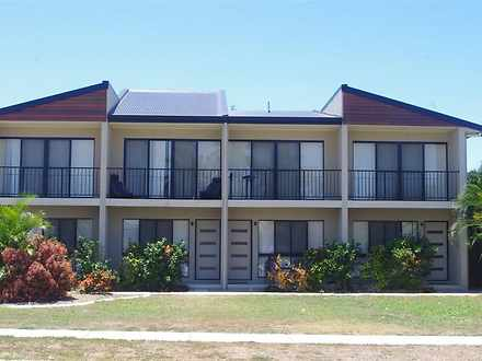 UNIT 1/46 Gregory Street, Bowen 4805, QLD Townhouse Photo