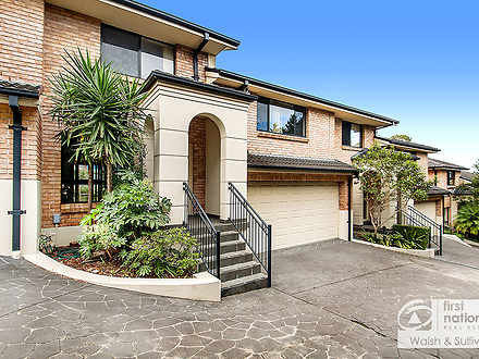 2/63 Old Northern Road, Baulkham Hills 2153, NSW Townhouse Photo