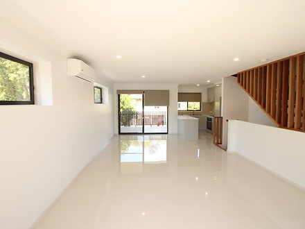 1/12 Burnley Street, Newmarket 4051, QLD Townhouse Photo