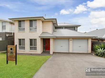 38 Elizabeth Circuit, Flinders 2529, NSW House Photo