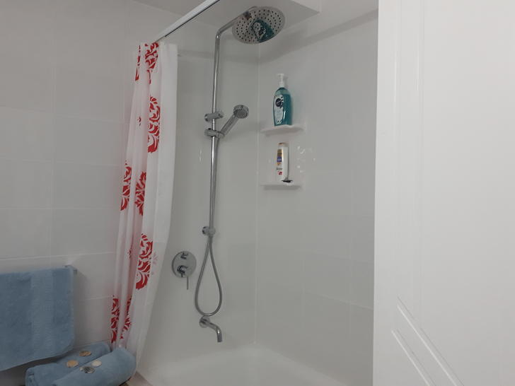 Second bathroom with bath  shower 1 1562322086 primary