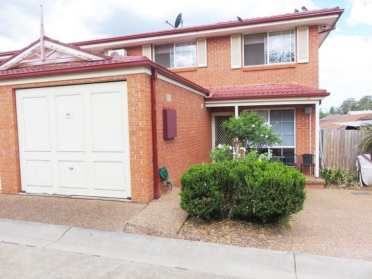 13/130 Reservoir Road, Blacktown 2148, NSW Townhouse Photo