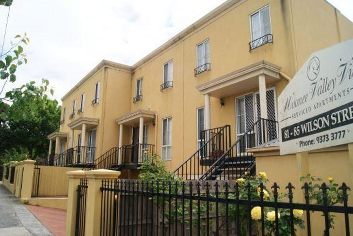 81-85 Wilson Street, Moonee Ponds 3039, VIC Apartment Photo