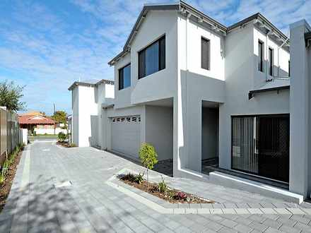 Townhouse - 2/134 Carnarvon...