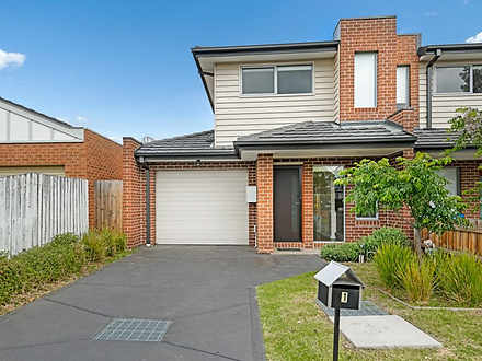 Townhouse - 1/21 Fisher Str...
