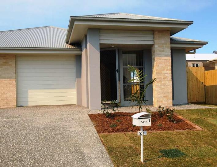 1/21 Boreas Street, Griffin 4503, QLD Duplex_semi Photo