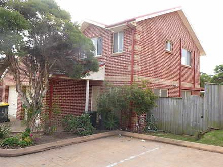 67/17 Huntley Drive, Blacktown 2148, NSW Townhouse Photo