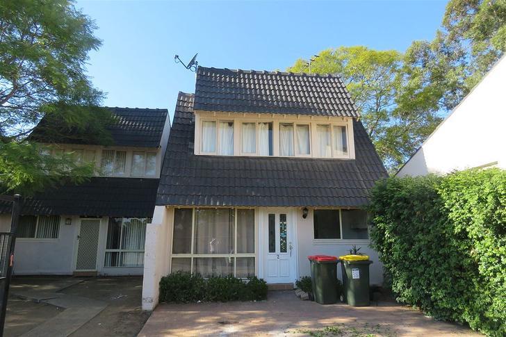 2/9 Gauss Place, Tregear 2770, NSW Townhouse Photo