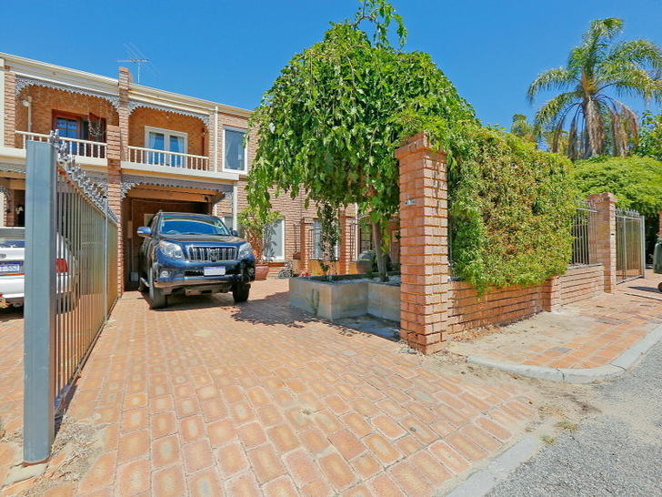 19 Little Russell Street, North Perth 6006, WA Townhouse Photo