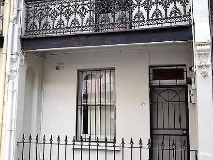 Terrace - 49 Francis Street...