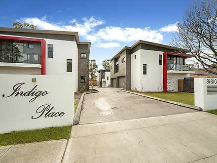 Townhouse - 3/36-38 Cecil A...