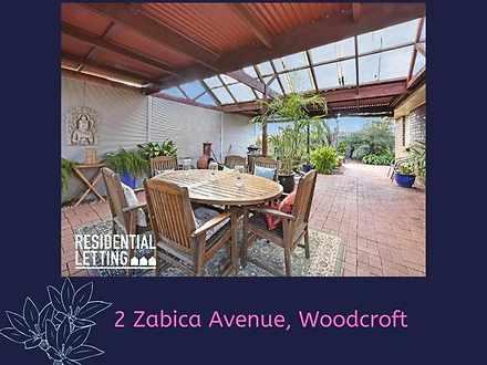 House - 2 Zabica Avenue, Wo...