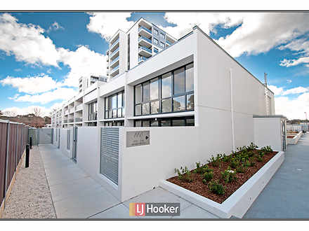 Townhouse - 203/1 Mouat Str...