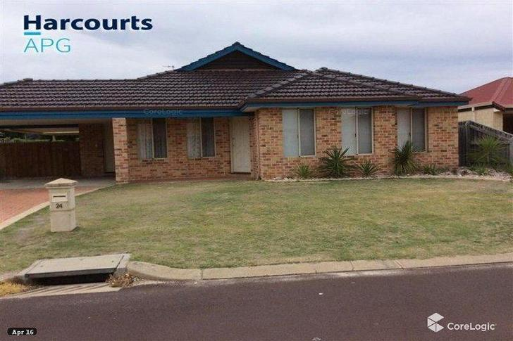 24 Glenfield Drive, Australind 6233, WA - house For Rent