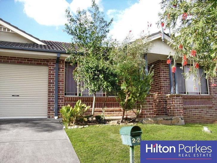 2/2 Risbey Place, Bligh Park 2756, NSW Duplex_semi Photo