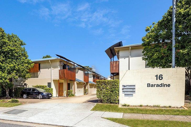 Apartment - 4/16 Baradine S...