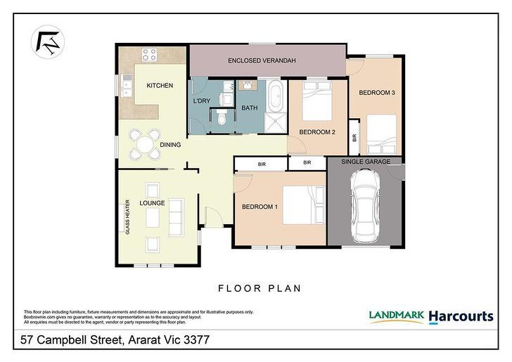 57 Campbell Street, Ararat 3377, VIC House Photo