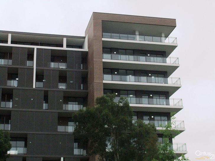 Apartment - 802/18-28 Romse...