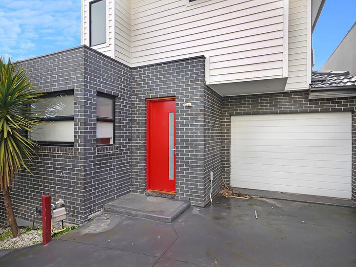2/59 Vincent Street, Oak Park 3046, VIC Townhouse Photo