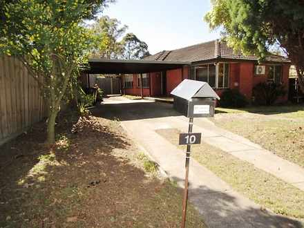10 David Street, Knoxfield 3180, VIC House Photo