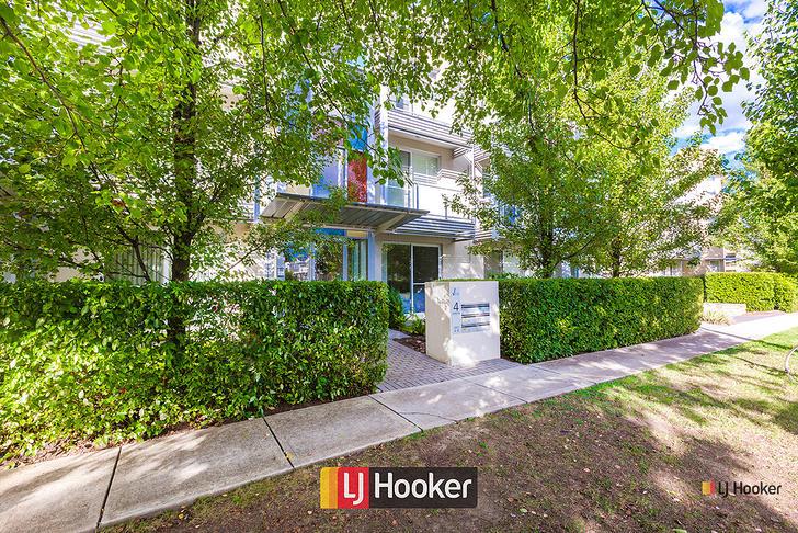 5/4 Verdon Street, O'connor 2602, ACT Apartment Photo