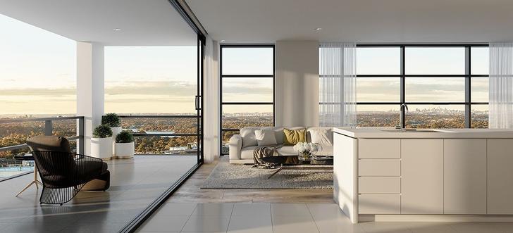 Apartment - 415/35 Flora St...