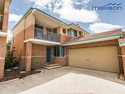 Townhouse - 4/157 Lawley St...