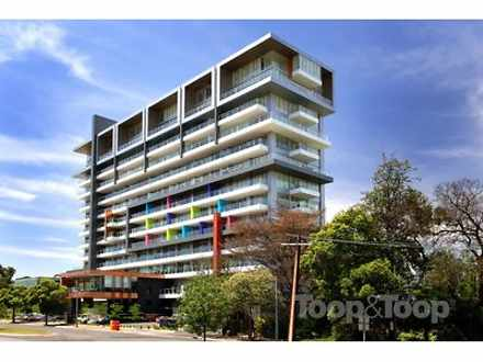 Apartment - 92/220 Greenhil...