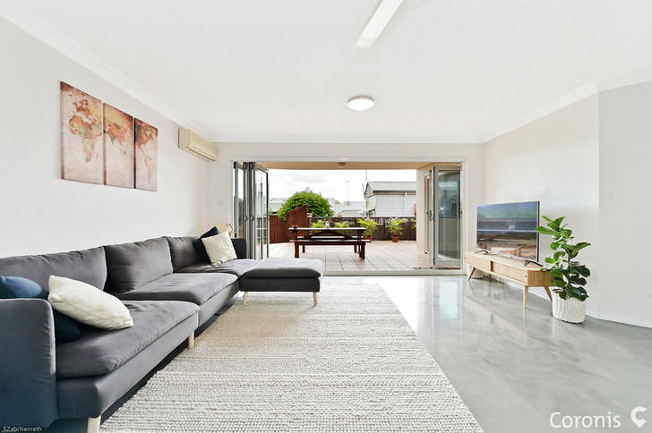 8/179 Baroona Road, Paddington 4064, QLD Townhouse Photo