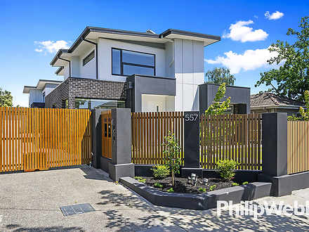 1/557 Middleborough Road, Box Hill North 3129, VIC Townhouse Photo