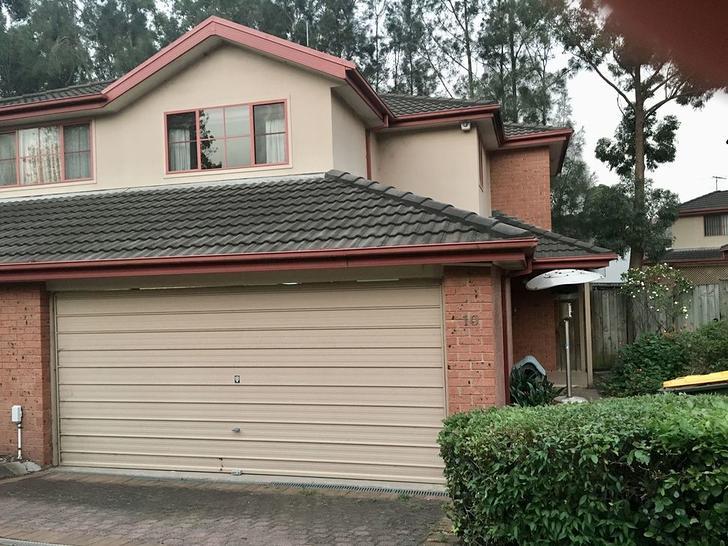 10/36-40 Balaclava Road, Eastwood 2122, NSW Townhouse Photo