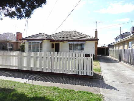 House - 4 Mills Street, Sun...