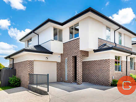 Townhouse - 3/46 Luckie Str...