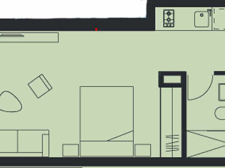 Apartment - 203 1 Park Lane...