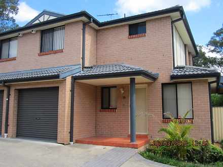 19/44 Stanbury Place, Quakers Hill 2763, NSW Townhouse Photo