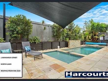 House - 1 Kangaroo Street, ...