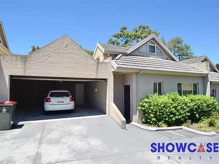 3/10-12 Donald Street, Carlingford 2118, NSW Townhouse Photo