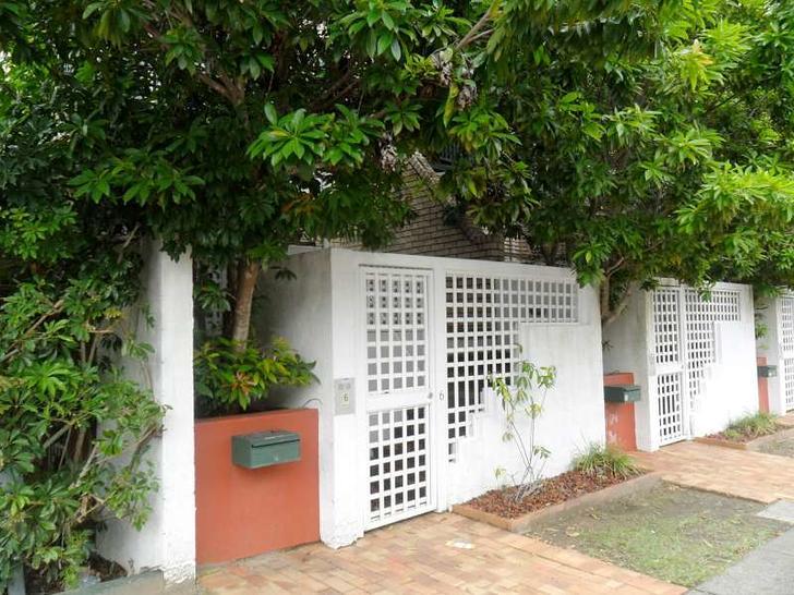 6/32 Jephson Street, Toowong 4066, QLD Townhouse Photo