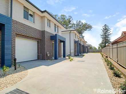 Townhouse - 4/164 Glossop S...