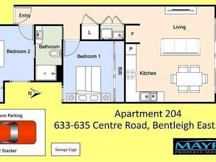 Apartment - 204/633-635 Cen...