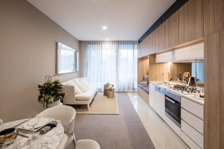 Apartment - 211/168 Liverpo...