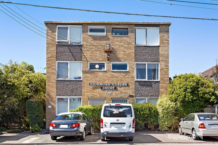16/72 Baker Street, Richmond 3121, VIC Apartment Photo