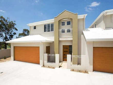 Townhouse - 4/2 Ward Street...