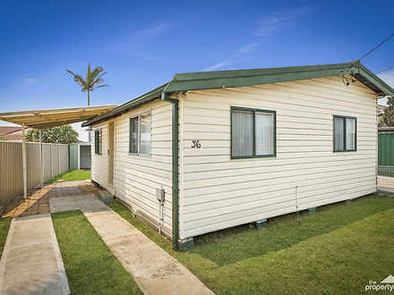 House - 36 Warrigal Street,...