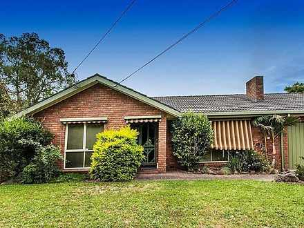 58 Binbrook Drive, Croydon 3136, VIC House Photo