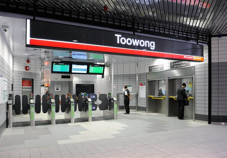 21 Campbell Street, Toowong 4066, QLD Unit Photo