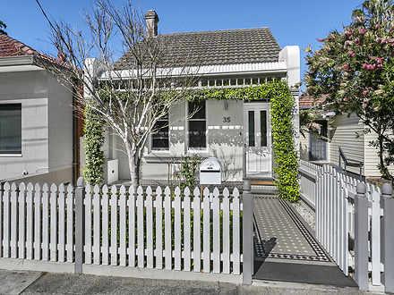 House - 35 Coleridge Street...