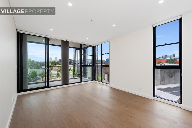 Apartment - 2201/6 Kingsbor...